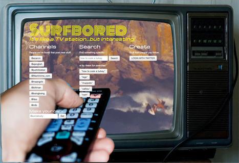 From social-media soap operas to magic orbs: 22 future-of-news hacks you've never seen before | Big Media (En & Fr) | Scoop.it
