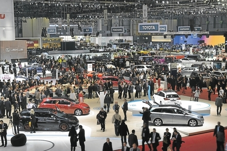 Le haut de gamme, un îlot de prospéritédans l'automobile européenne - Les Échos | Auto Premium | Scoop.it