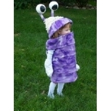 Monsters Inc Boo Costume | Unique Halloween Costume | Disney Family.com | Boo Monsters Inc Costume | Scoop.it