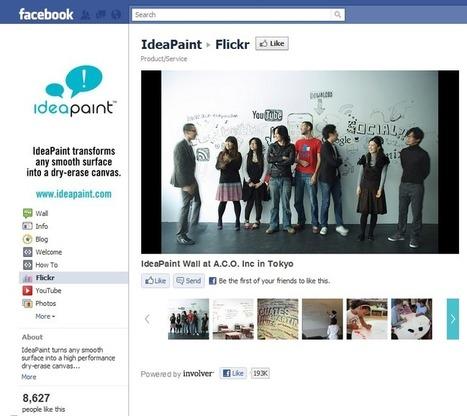 5 B2B Facebook Pages Worth Copying | Jeffbullas's Blog | ZeeMedia | Scoop.it