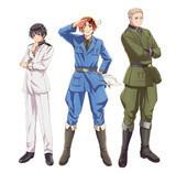 Hetalia Anime Schedules Winter Return | Anime News | Scoop.it