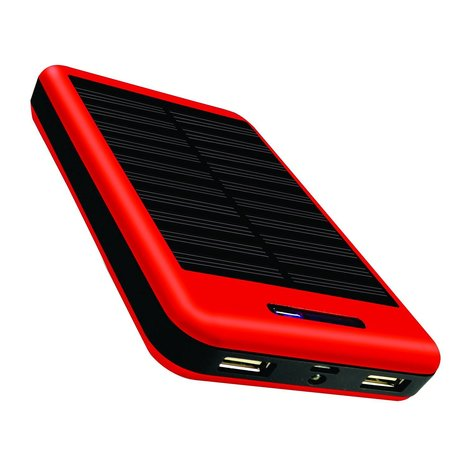 COOLNUT CMSPBS-19 12500mAh Solar Mobile Charger Power: Amazon.in: Electronics | F-EYE Power Bank,Selfie Stick,Speaker & Other Mobile Accessories at Amazon | Scoop.it