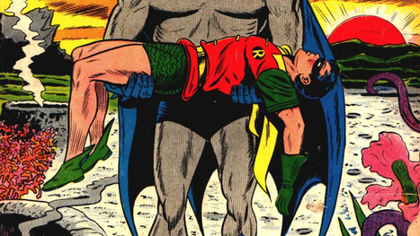 How one man's lies almost destroyed the comics industry   Literati   Scoop.it