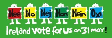 Ireland vote NO for us! #blockupy #occupy #15m #DRY #12mbxl #12m15m #StopMES #StopESM #notroika #novote | Occupy Belgium | Scoop.it