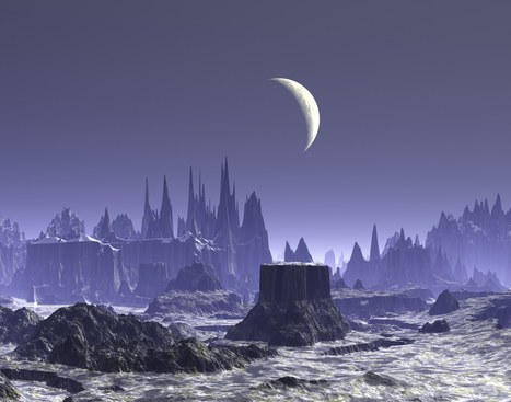 The Drive to Life on Wet and Icy Extraterrestrial Worlds | amzing | Scoop.it