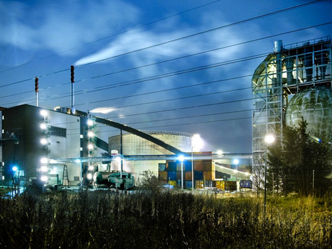 Less than 1% of Swedish trash ends up in a landfill | Green construction and sustainable development practices | Scoop.it