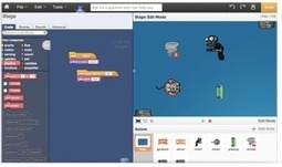 iLearn Technology » Blog Archive » Tynker: Computer programming for kids | C21 learning: ideas and tools for teachers | Scoop.it