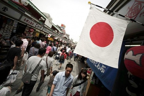Fitch abaisse la perspective du Japon | International | Echanges franco-japonais | Scoop.it