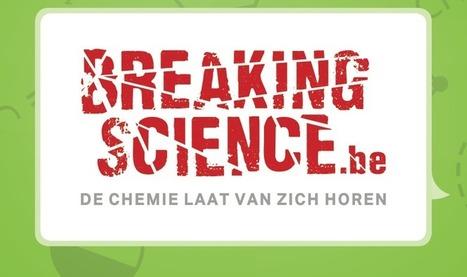 Breaking Science gelanceerd in Technopolis | Kinder Informatie | Scoop.it