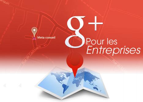 Google+ est-il plus un réseau social d'entreprise ? | Médias et réseaux sociaux | Scoop.it