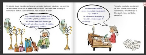 """Descubriendo a Mozart"" un eBook de la editorial Weeble 