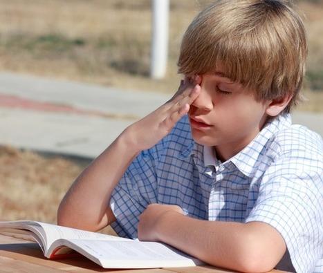 Qu'est-ce que la dyslexie? | Psychologie et jeunes enfants | CaféAnimé | Scoop.it