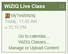 Review: WizIQ Live Module for Moodle 2.0 | iEduc | Scoop.it