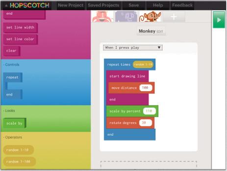 Hopscotch | mrpbps iDevices | Scoop.it