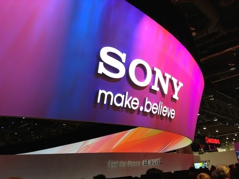 CES 2013: Sony CEO Stays Committed to Content | Music business | Scoop.it