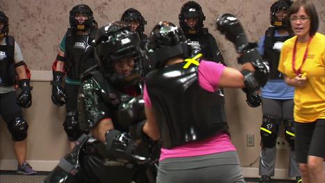Specialized Rape Defense Training Focuses On Self-Defense For Women - 10TV   Keyser Self-Defense Products   Scoop.it
