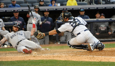 Yankees' Patchwork Lineup Is No Match for Red Sox | Barkinet | Scoop.it