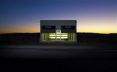 The Prada store that got left behind | Michael John Grist | Abandoned Houses, Cemeteries, Wrecks and Ghost Towns | Scoop.it