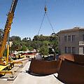 The art of installing Richard Serra's sculpture | images in context | Scoop.it