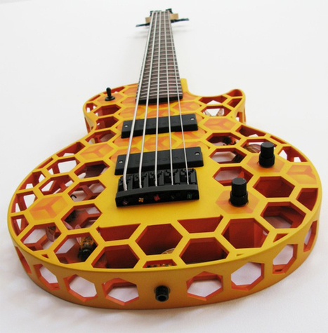 Making music from 3D-printed instruments - CNET | Music Instruments | Scoop.it