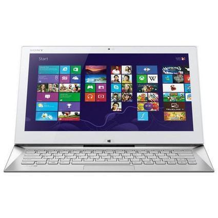 Sony VAIO Duo Ultrabook SVD13223CXW Review - All Electric Review | Laptop Reviews | Scoop.it