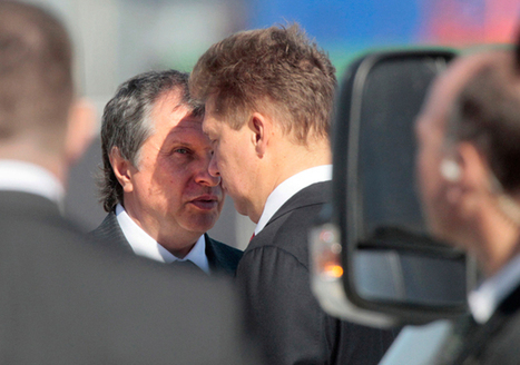 «Газпром» не собирается пускать «Роснефть» в «Силу Сибири» - Ведомости | СТРОИТЕЛЬСТВО | Scoop.it