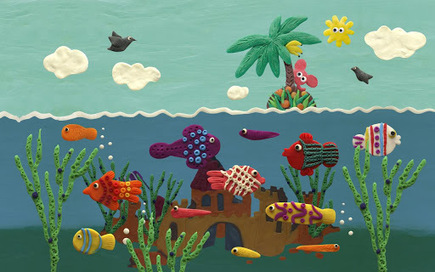 Plasticine ocean v1.0.11 | ApkLife-Android Apps Games Themes | Android Applications And Games | Scoop.it