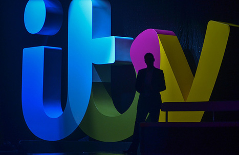 Major rebrand for ITV | UK | Corporate Identity | Scoop.it