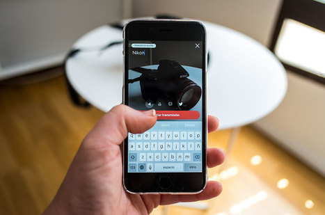 8 alternativas para emitir vídeo en directo desde el móvil, y lo que está por venir | Gestión del conocimiento en Salud | Scoop.it