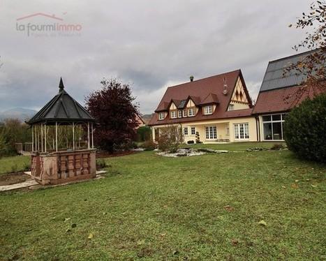 Belle propriété dans  vignoble alsacien | Rémy-Benoît Meyer. Consultant en immobilier. | Scoop.it