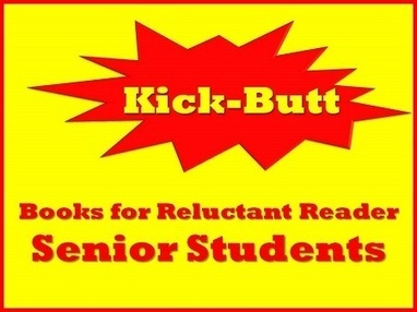 Choosing Kick Butt Books for Your Class « The Cheeky Lit Teacher | Reading in the 21st century | Scoop.it