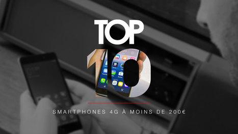 Rentrée 2016 : le top 10 des smartphones 4G à moins de 200 euros | Freewares | Scoop.it
