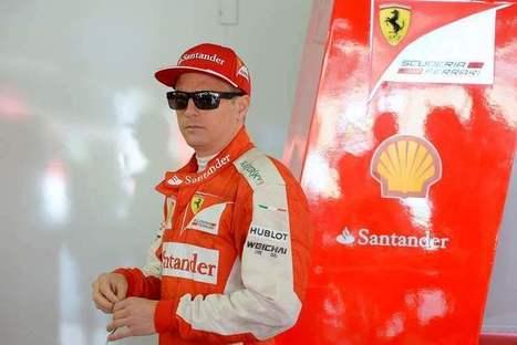 Raikkonen plays down Ferrari expectations for 2016 | F 1 | Scoop.it