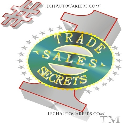 *Learn Secrets They Won't Teach You at The Dealership.* | TechAutoCareers.com® | Scoop.it