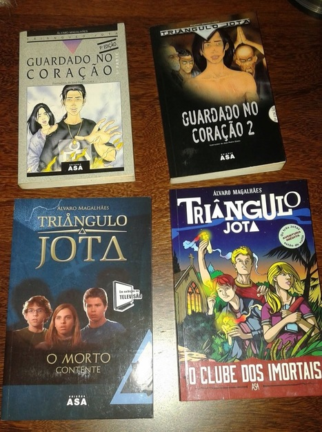 A Rapariga dos Livros: [Desabafo] Triângulo Jota / Mudanças de Capa numa colecção | Ficção científica literária | Scoop.it