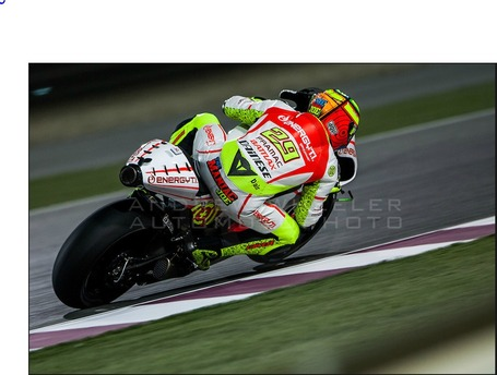 2013 Round 01 MOTOGP QATAR | Andrew Wheeler - AutoMotoPhoto | Ductalk | Scoop.it
