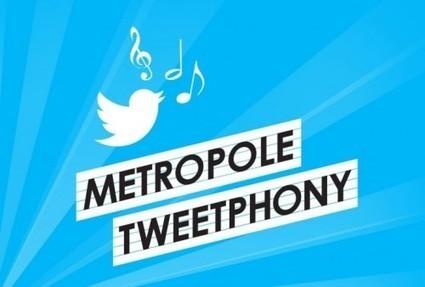 Tweetphony: Metropole Orchestra Is Sending Musical Tweets | Social Media Director | Scoop.it
