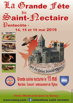 La Grande Fête du Saint-Nectaire à Saint-Nectaire (63) - Mai 2016 | The Voice of Cheese | Scoop.it