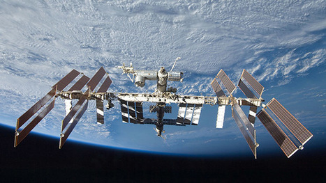 NASA wants to hand over the ISS to a private corporation by the mid 2020s | Science! | Geek.com | Wearable Technology and the Internet of Things | Scoop.it