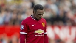 Rooney red casts doubt over future role at Man Utd | Scoop Football News | Scoop.it