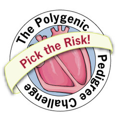 Pick the Risk: The Polygenic Pedigree Challenge | ScienceStuff | Scoop.it