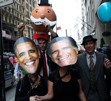 Occupy Wall Street fête son premier anniversaire   Mouvement.   Scoop.it