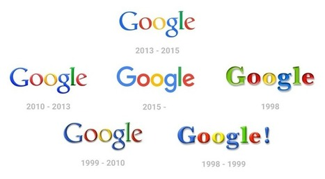 VARIE VERSIONI LOGO Google | #communicando | Scoop.it