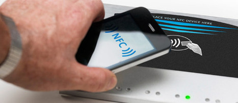 A Beginner's Guide To Near-field Communication | Some Script ... | NFC RESEARCH | Scoop.it