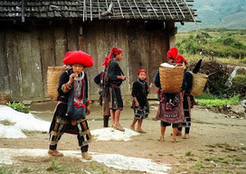 Authentic trekking: Sapa – Ban Khoan – Ta Phin | Sapa Trekking Tours | Sapa Tours with Asia Charm Tours | Scoop.it