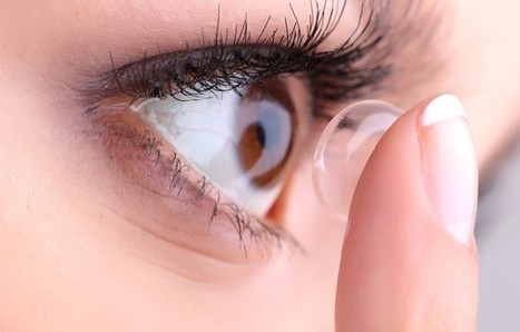 Google Wants to Patent Contact Lenses That Can Snap Photos | Competitive Edge | Scoop.it