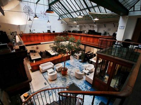 5 espaces de coworking parisiens à découvrir - Presse-citron | Barcamp Intelligence Collective Brainstorming Living Labs | Scoop.it