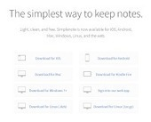 How to Use Simplenote to Take Notes | Edtech PK-12 | Scoop.it