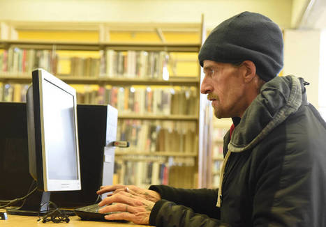 Urban libraries a haven for homeless in Chattanooga, state | Tennessee Libraries | Scoop.it