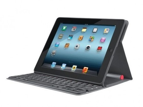 Logitech Announces Solar-Powered iPad Keyboard Case | Apparels | Scoop.it